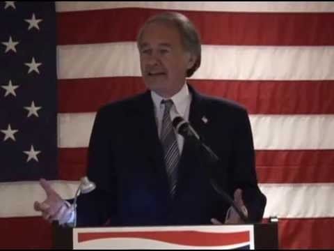 Cape and Islands Democratic Council: Jefferson Jackson Day 2013, Ed Markey