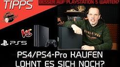 PS4/PS4Pro - Lohnt sich der Kauf noch? | Oder besser auf Playstation5 warten? | DasMonty