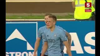2:1 - Павел Седько. Динамо (Брест) - Витебск (12/05/2018. Высшая лига, 7 тур)
