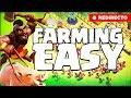 EL FARMING CON MONTAPUERCOS ESTÁ ROTO | Directo resubido | Clash of Clans