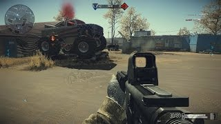 Warface PC Multiplayer Gameplay | 1080p