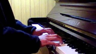 C. P. E. Bach / Cantabile (from Clavier Sonata H.245 Wq.55-3 3rd mov.)(arr. Cziffra)