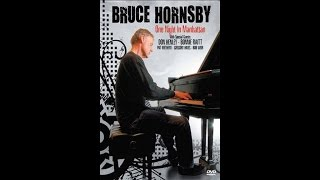 Watch Bruce Hornsby Talk Of The Town video