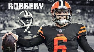 """Baker Mayfield 