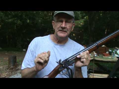 Civil War Enfield (Caplock)
