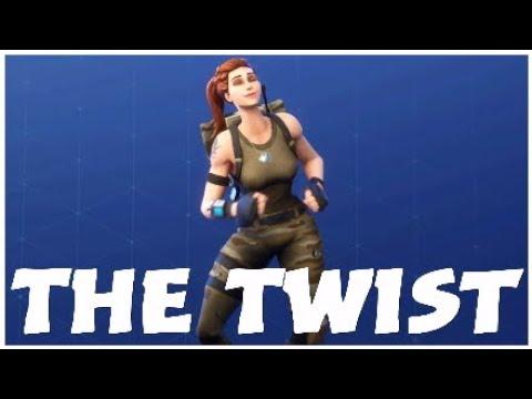 fortnite twist emote song - the twist fortnite song