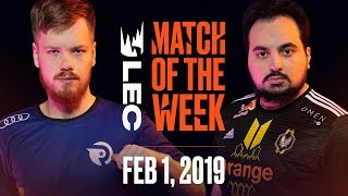 #LEC Match of the Week | Vitality vs Origen | Friday 1st