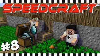 TEFECİ BUĞRA ve HACKER ATARİKAFA - SpeedCraft - #8