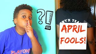 BEST APRIL FOOLS TRICKS!! - Onyx Family