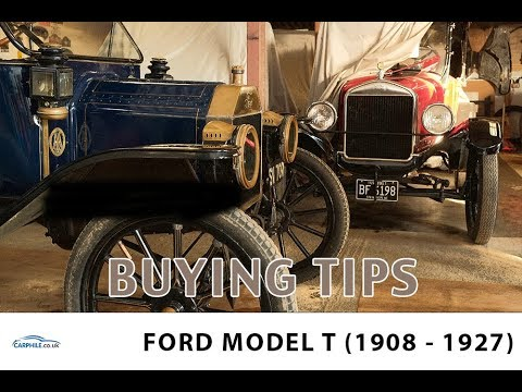 Ford Model T Buyers Guide (1908 - 1927) - carphile.co.uk