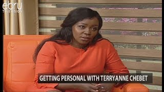 Terryanne Chebet On Love, New Baby & Bouncing Back After Heartbreaking Job Loss