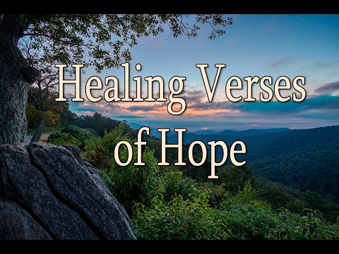 50 Healing Verses of HOPE - Stephen Voice