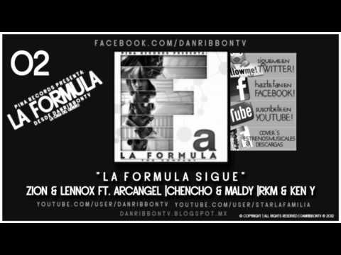 La Formula Sigue - Zion & Lennox Ft....
