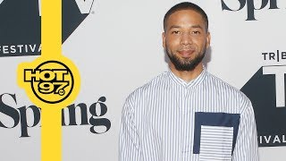 Jussie Smollet Update W/ Ebro Theory on Who Really Set Him Up.