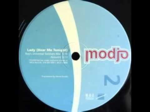 Modjo - Lady (Hear Me Tonight) (Roy's Universal Soldiers Mix) (2000)