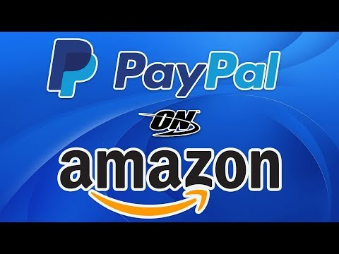 How To: Buy Things On Amazon With PayPal Balance