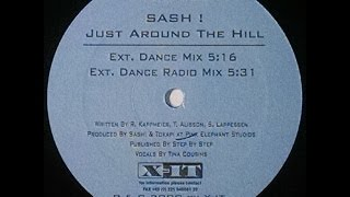 {Vinyl} Sash ! - Just Around The Hill (Extended Dance Mix)