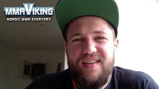 Nicolas Dalby Talks Passing First UFC 'Test' and Return