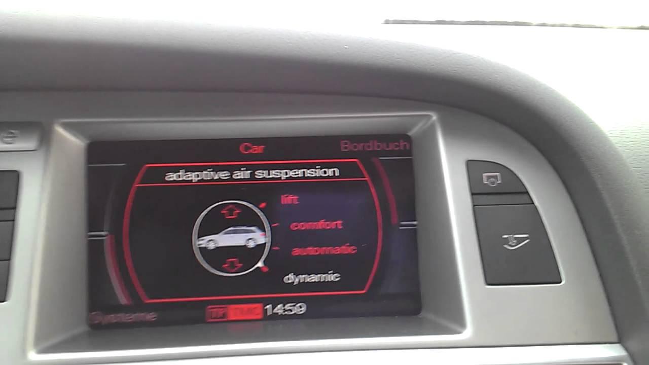 Audi A6 4f Airride Men 252 Adaptive Air Suspension