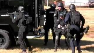 Estes Park Police Dept. Swat Training Exercise