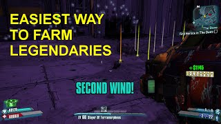 BORDERLANDS 2 HC | Legendary Loot Guide - Easiest Way to Farm Legendaries