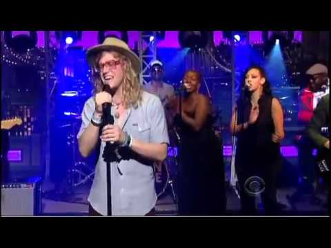 Allen Stone sings the blues and speaks of great gratitude