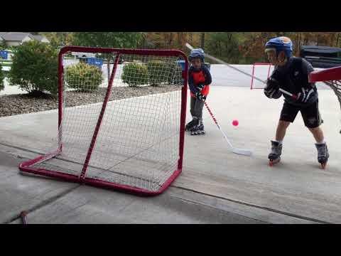 Street Hockey San Jose Vs Pittsburgh