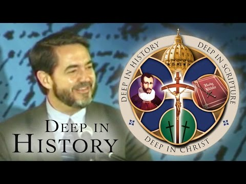 Deep in History - St. Thomas More and St. John Fisher - Dr. Scott Hahn