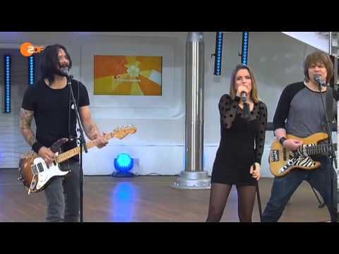[HQ] - Ewig - Unser Himmel - Jeanette Biedermann - 01.09.2013 - ZDF Fernsehgarten
