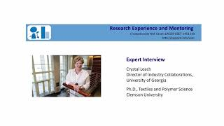 REM Expert Interview: Crystal Leach