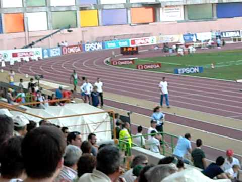 Nelson Évora Taça da Europa - Leiria 2009 (Long Jump)