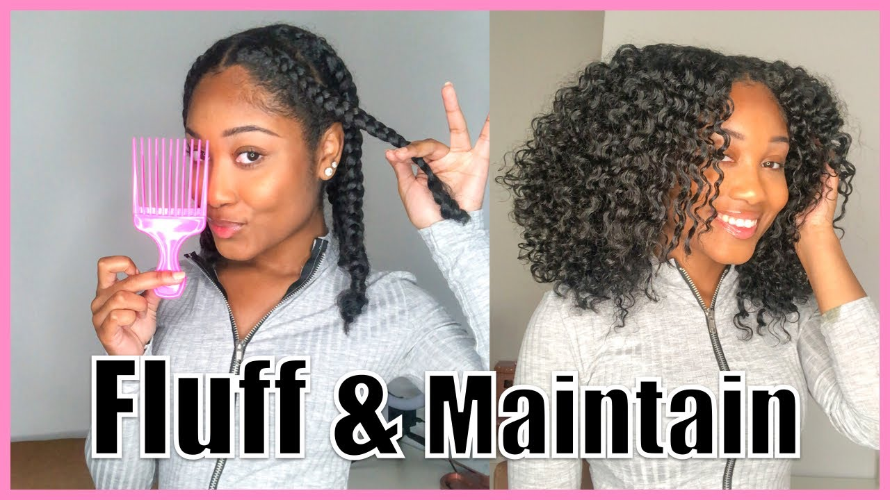 Download How To Master Your Braid Out + The Fluff & Maintenance Process   OKae Kaela
