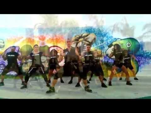 "LATINOS SONORA - DEMBOW ""RUN THE WORLD"" - BEYONCE - COREOGRAFÍA"