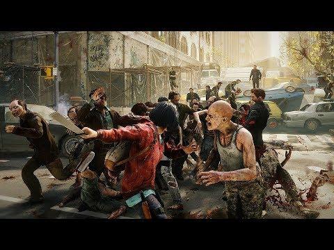 La mejor evolucion para Left 4 Dead! + 1.000.000 de zombies en JAPON | World war z Japan Gameplay