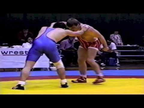 1995 World Cup: 90 kg Vitali Gizoev (RUS) vs. Toshiyuki Wada (JPN)