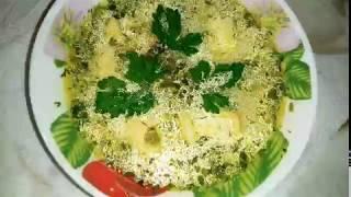 #Суп#с#сырными#галушками#на#курином#бульоне