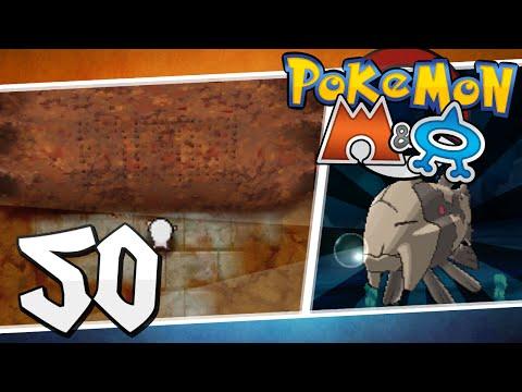 Pokémon Omega Ruby and Alpha Sapphire - Episode 50 | Sealed Chamber: Unlocking the Regis!