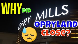 The Great Opryland USA Mystery