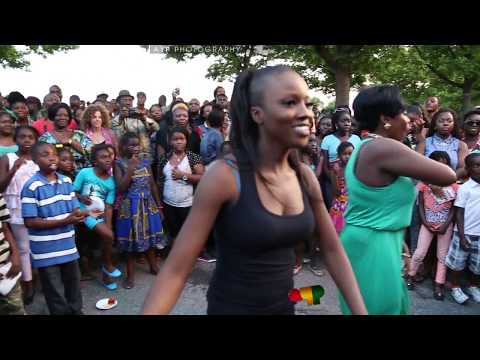 AZONTO DANCE BETWEEN TORONTO AND MONTREAL 2013 PART 1 OF 2