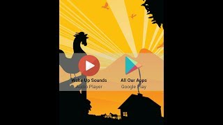 Wake Up Alarm Clock Ringtones Mobile App for Android Devices
