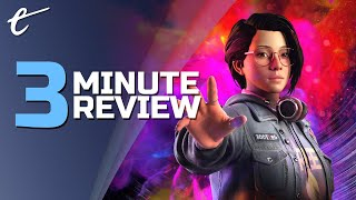 Life is Strange: True Colors | Review in 3 Minutes (Video Game Video Review)
