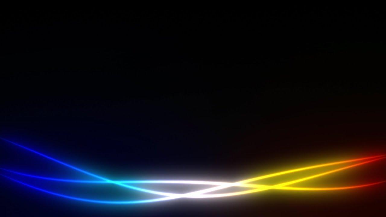 flowing energy - hd video background loop