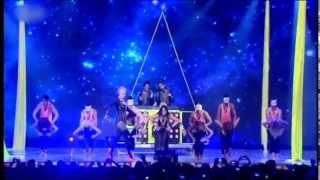 PLAYMEN HADLEY Gypsy Heart Live MAD VMA 2013