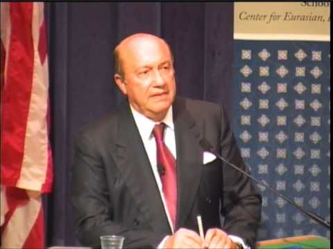 Russian Foreign Policy in the 21st Century - Igor Ivanov, Foreign Minister of Russia '98-'04