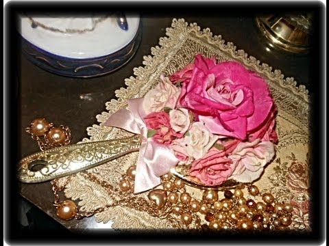 Hand Mirror ..Decoration Ideas - YouTube