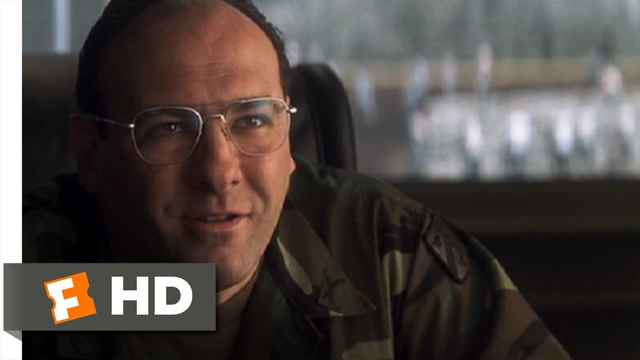 the last castle movie clip the burden of command hd the last castle 3 9 movie clip the burden of command 2001 hd