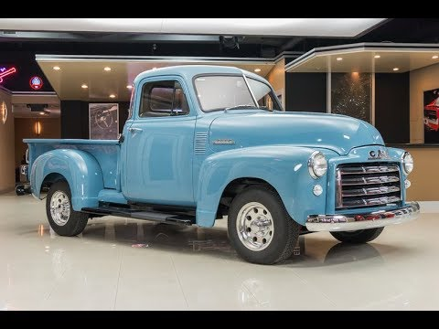 Gmc Trucks For Sale >> 1952 GMC Pickup For Sale - YouTube