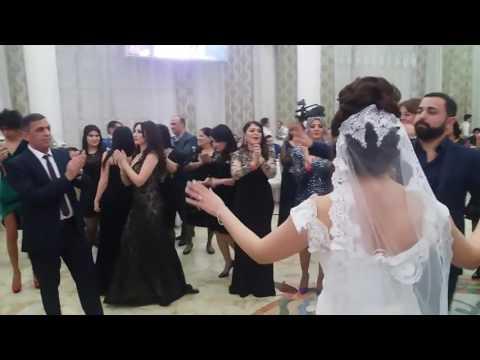 Azerbaycanli aparicinin toyundan GORUNTULER -