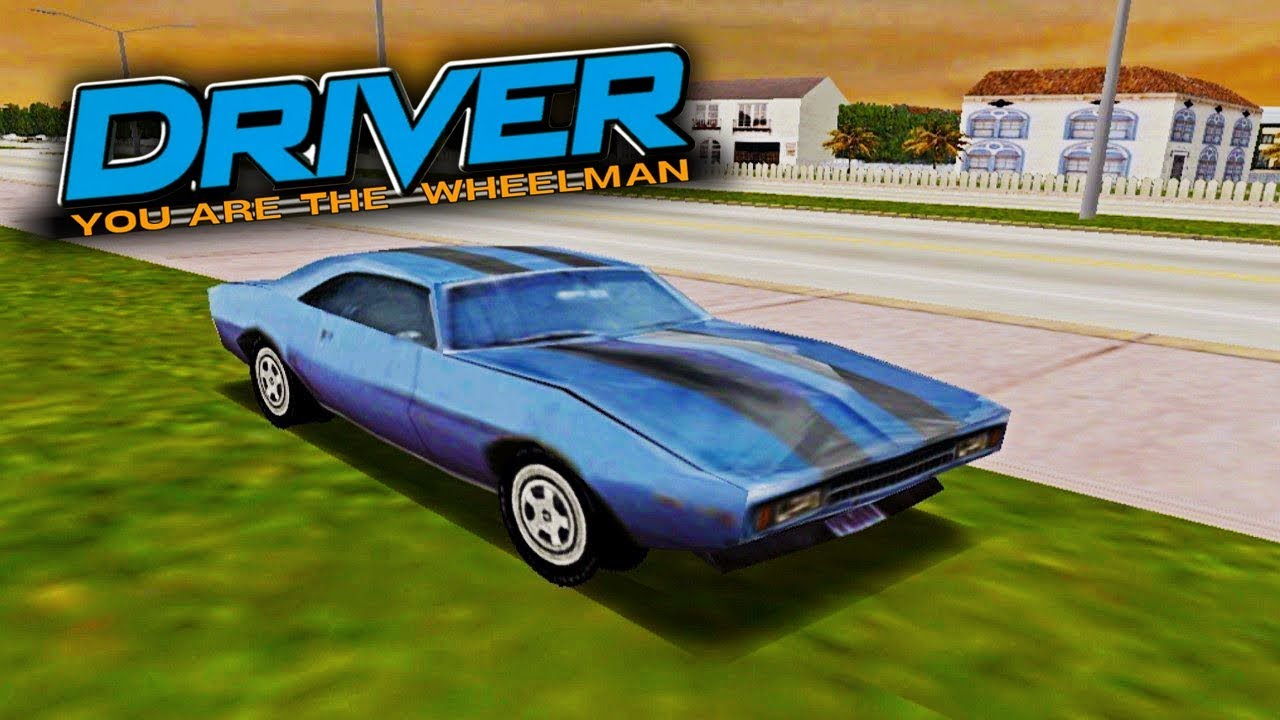 Driver You Are the Wheelman - Mission #10 - Superfly Drive
