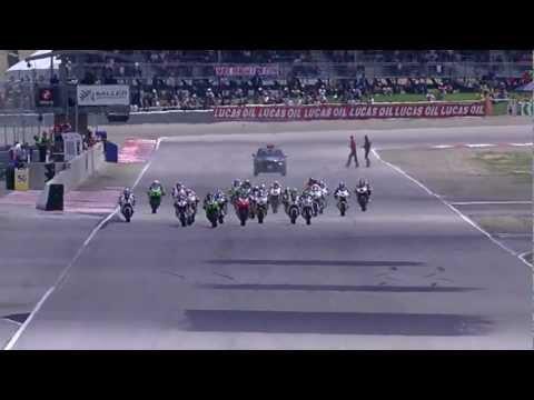 SBK Race 1 - Miller 2012